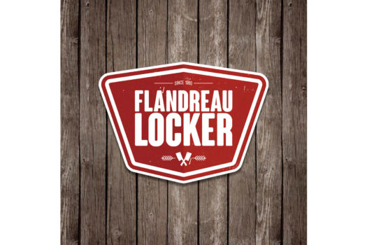 Logo: Flandreau Locker