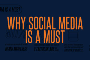 Why Social Media is a Must